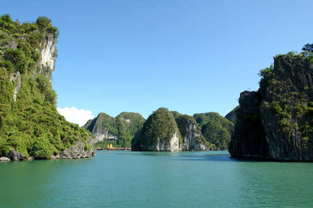 Ha Long Bay Stock Photo