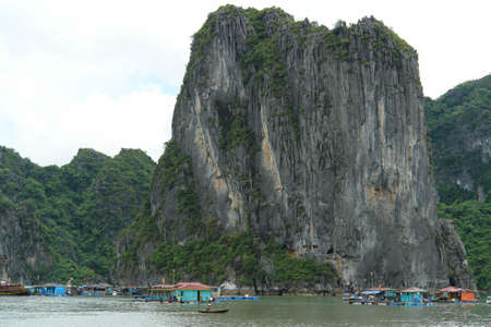 ha: Ha Long Bay Stock Photo