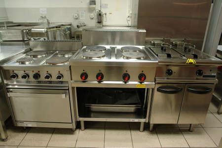 cocinas industriales: Gama de cocina profesional