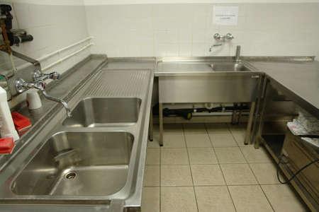 cocinas industriales: Fregadero profesional