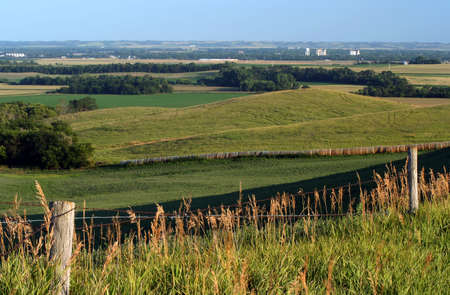 Nebraska Farmland photo