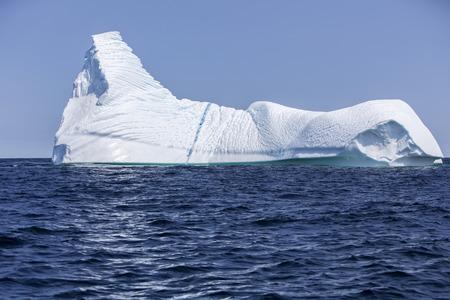 Newfoundland: iceberg near St  Anthony, Newfoundland, Canada