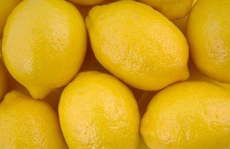 florida citrus: A highly detailed capture of whole lemons. (macro, 12MP camera)