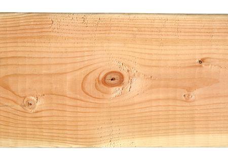 madera pino: A bordo de 2x4 de madera de pino con nudos. Aislado. 12MP c�mara.