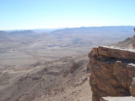 creador: creador en el medio del desierto