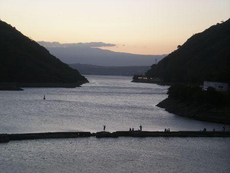 bariloche: lake