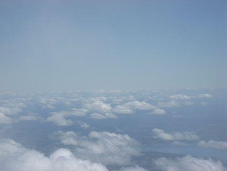 unsure: clouds