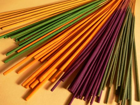ладан: Incense sticks Фото со стока