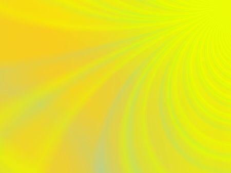 Fractal image of abstract sunbeams photo