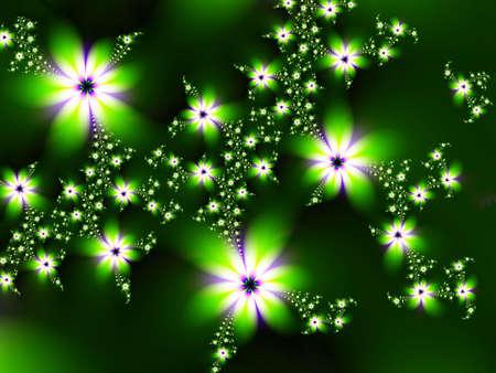 Kolorowe kwiaty Zdjęcie Seryjne