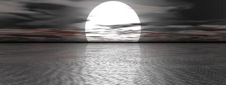 Full moon Stock Photo - 1480250
