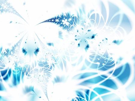 Ice-kwiaty na szyba okienna Zdjęcie Seryjne