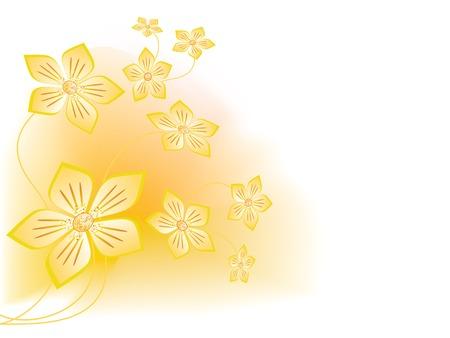 dreamlike: Dreamlike flowers Illustration