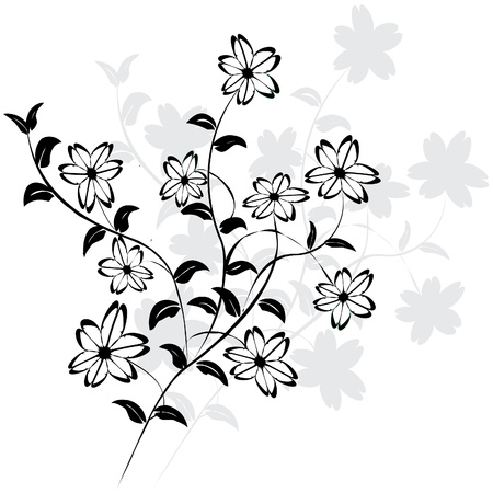 flowers Stock Vector - 10506590