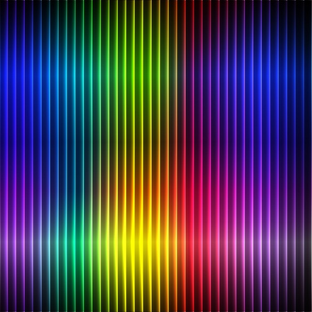 light shadow: Bright colorful background.