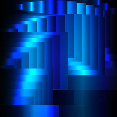 geometrical shapes: Abstract design background with geometrical shapes Illustration