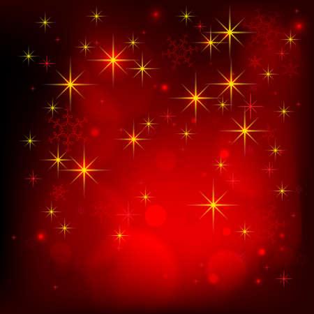 estrellas moradas: De fondo de Navidad Vectores
