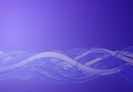 twining: A background of flowing curves with copy space