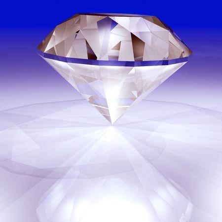 hard love: A brilliant diamond