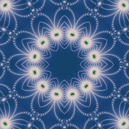 A rich curving pattern makes a beautiful background. Stock Photo - 628264