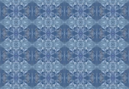 A rich curving pattern that tessellates seamlessly. Makes a beautiful background. Stock Photo - 693115