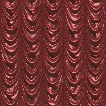 tessellate: Elegant theater drapes or curtains that will join seamlessly