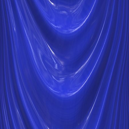 seamlessly: Blue drapes or theater curtains that will tessellate seamlessly