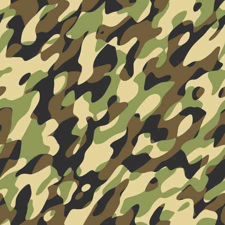 A camouflage pattern that will tile seamlessly Stock Photo - 2330685