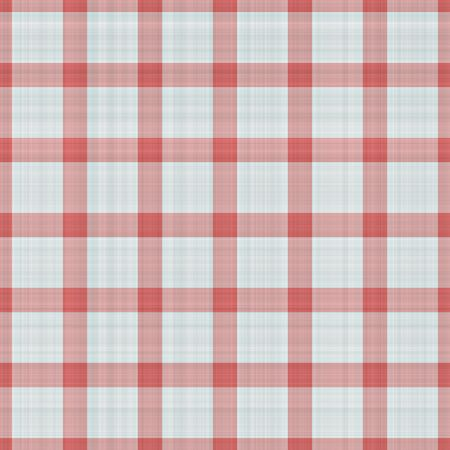 Seamless tiling gingham material