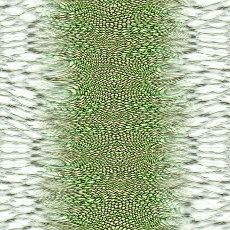 Illustration of a snakeskin with scales, a seamless tiling texture.