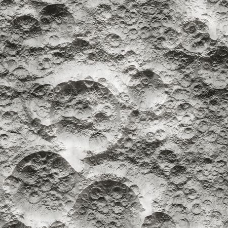 tessellate: A background of moon craters.