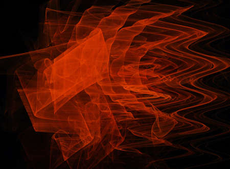 ghostly: A swirling abstract background Stock Photo