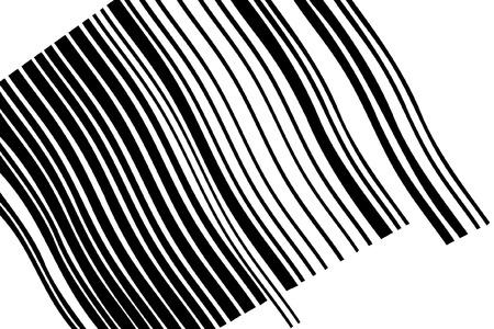 barcode scan: c�digo de an�lisis de c�digo de barras sobre fondo blanco - vectoriales  Vectores