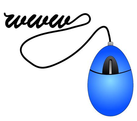 activacion: rat�n con cable de enunciar la palabra www