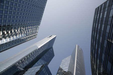 Corporate buildings - La Defense, Paris, France