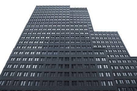 duotone: Corporate building Potsdamer Platz - Berlin, Germany - Duotone.
