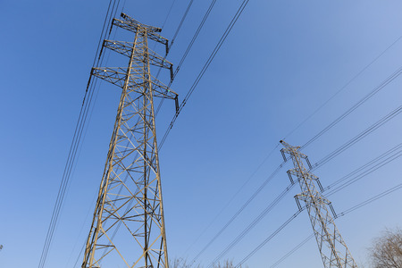 electric grid: Process the tower