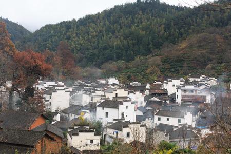 enrolled: Scenery of Wuyuan County, Jiangxi Editorial