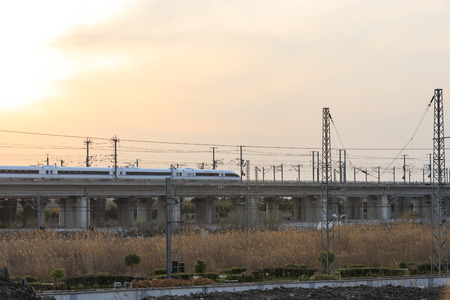 parking facilities: Drive the high-speed rail