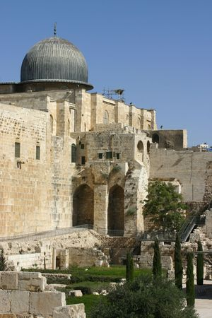 Jerusalem � Al-Aqsa Mosque photo