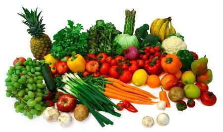 nutriments: Producir vibrante  Foto de archivo