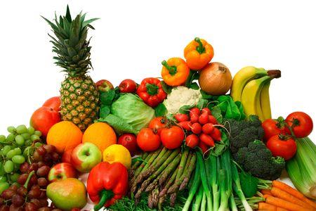 nutriments: Hortalizas y frutas acuerdo