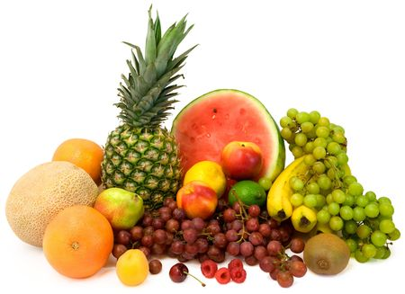 Tropical Fruits Stock Photo - 1066374