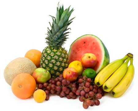 Vibrant Fruits Stock Photo - 1248566