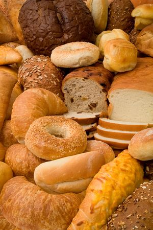 Various Types of Bread Stock Photo - 1930707