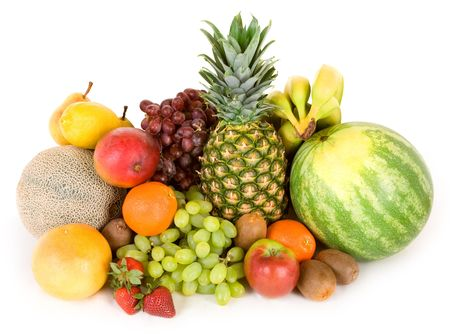 This is a display of colorful fruits. Stock Photo - 2982826