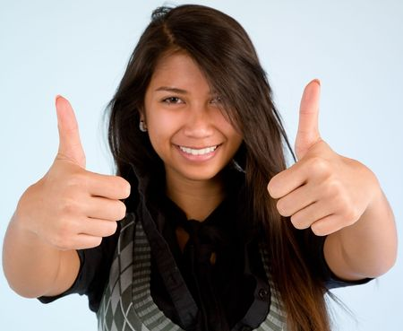 Thumbs Up Stock Photo - 4004525
