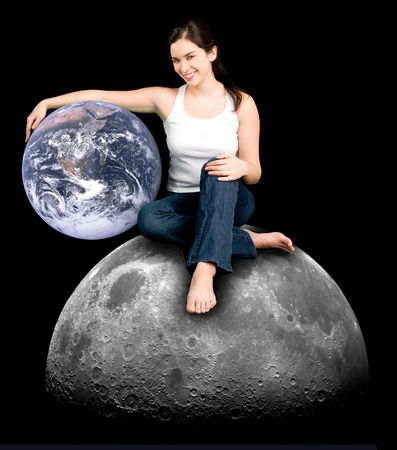 Help Earth Be your Friend Stock Photo - 4162718