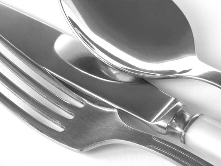 close-up fragment of the set of kitchen things Stock Photo - 868719