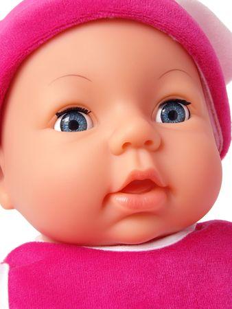 babydoll: babydoll face closeup